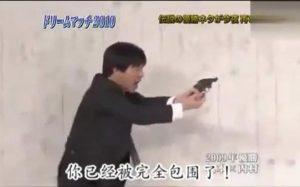 松本×内村 ドリームマッチ コント「殉職」