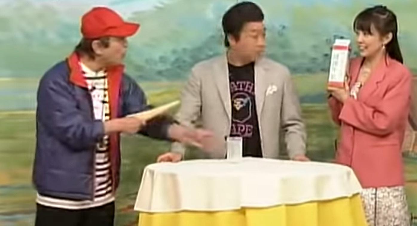 志村けん×さまぁ~ず三村 ドリームマッチ コント「CM撮影」