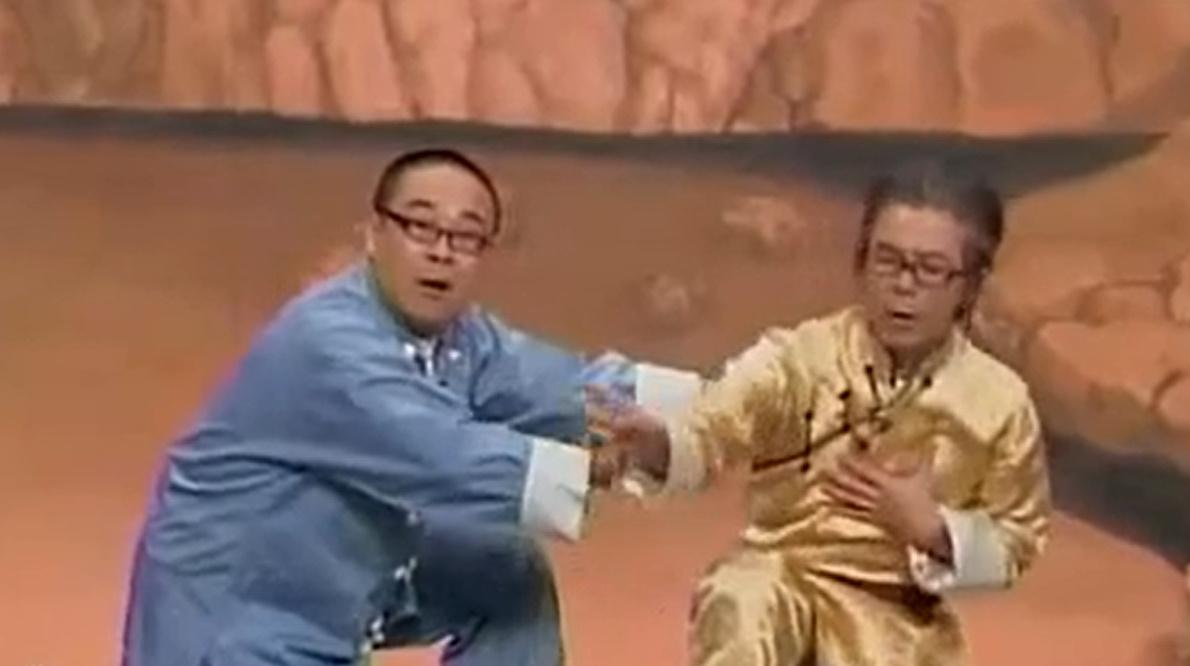 バッファロー吾郎 キングオブコント2008「闇の帝王との決戦」