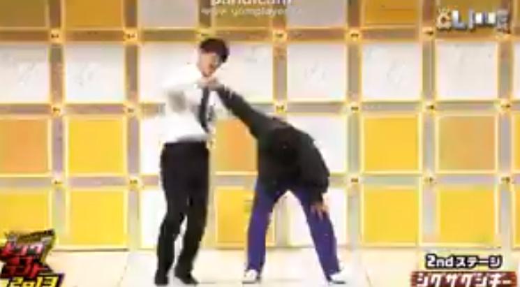 ジグザグジギー キングオブコント2013「何この握力」
