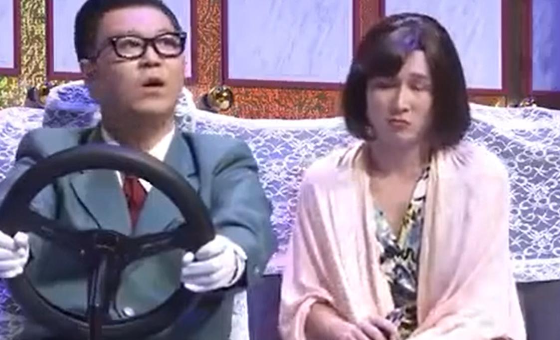 シソンヌ キングオブコント2014「タクシー」