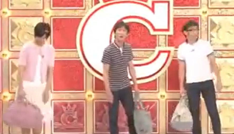 東京03 キングオブコント2009「旅行」
