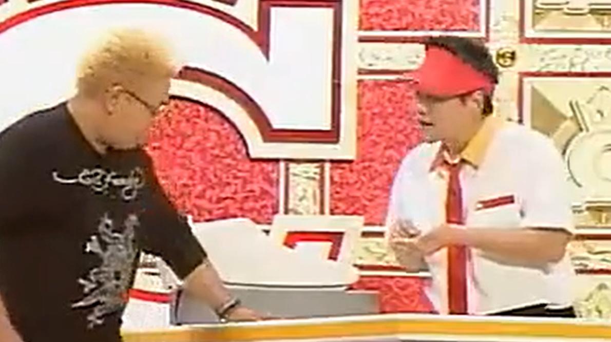 サンドウィッチマン キングオブコント2009「ハンバーガー屋」
