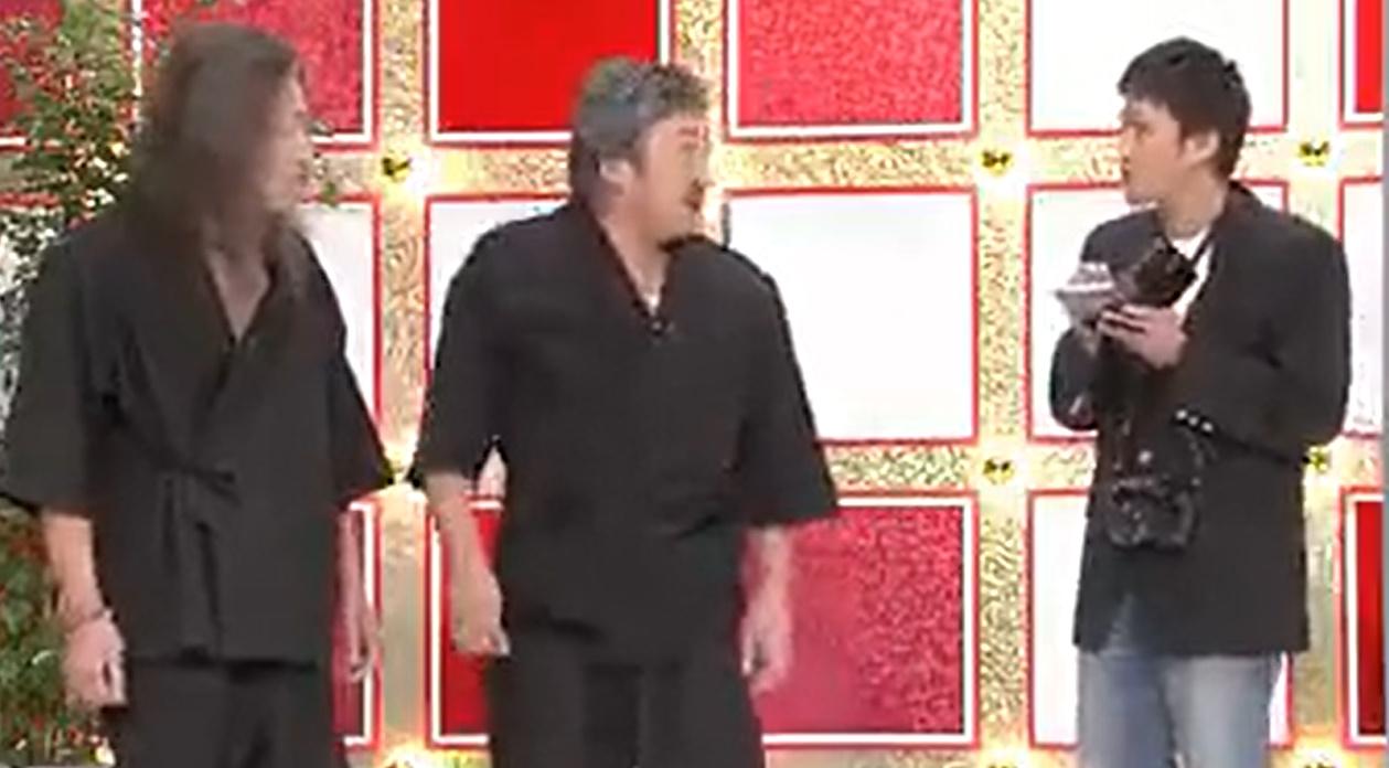 ロバート キングオブコント2011 コント「忍者ショー」