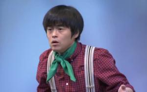 バカリズム FNSお笑い祭 コント「俺の斧!」