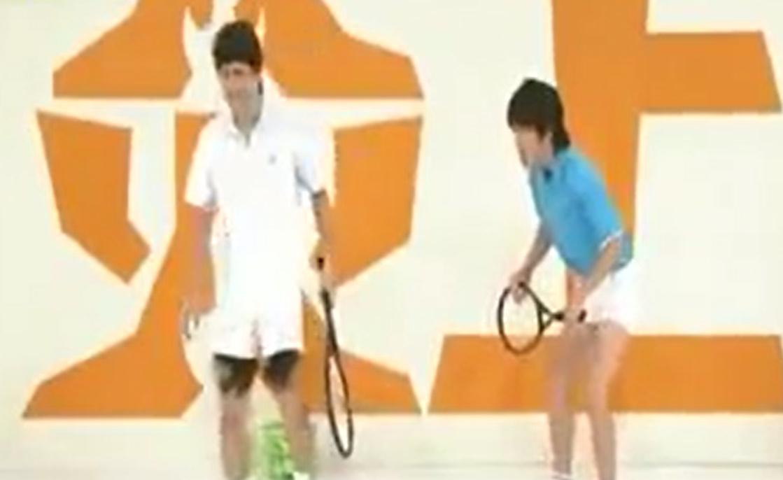 ジャルジャル コント「みなみくんテニス部に入る」