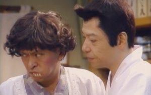 ビジュアルバム 松本人志 コント「寿司」