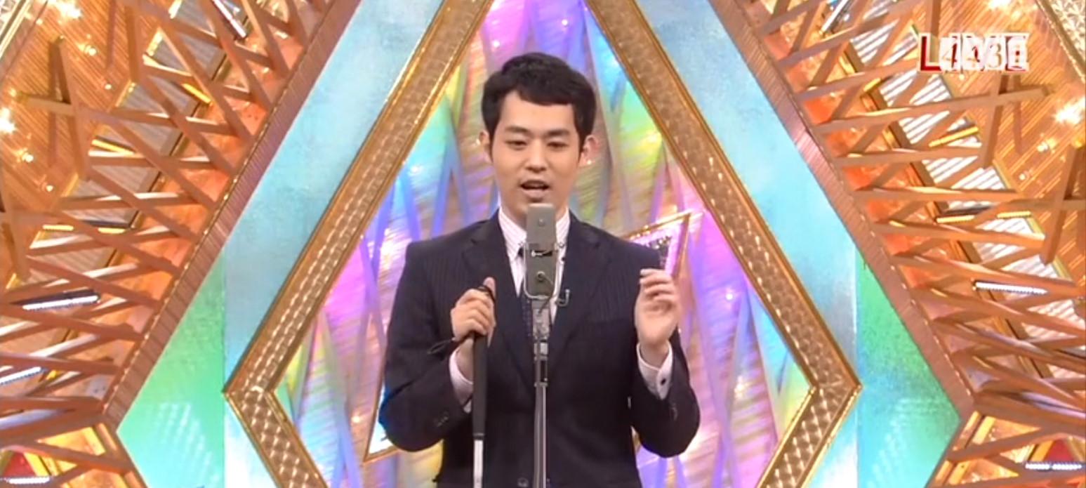 濱田裕太郎 ABCお笑いグランプリ2018 漫談「道案内」