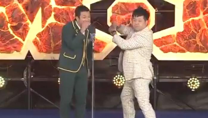 プラス・マイナス M-1グランプリ2018敗者復活戦 漫才「特技」