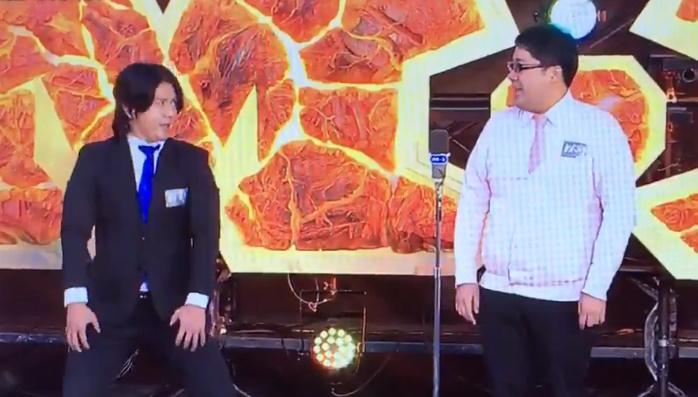 マヂカルラブリー M-1グランプリ2018敗者復活戦 漫才「高級店のマナー」