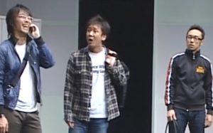 東京03 コント「メシの誘い」