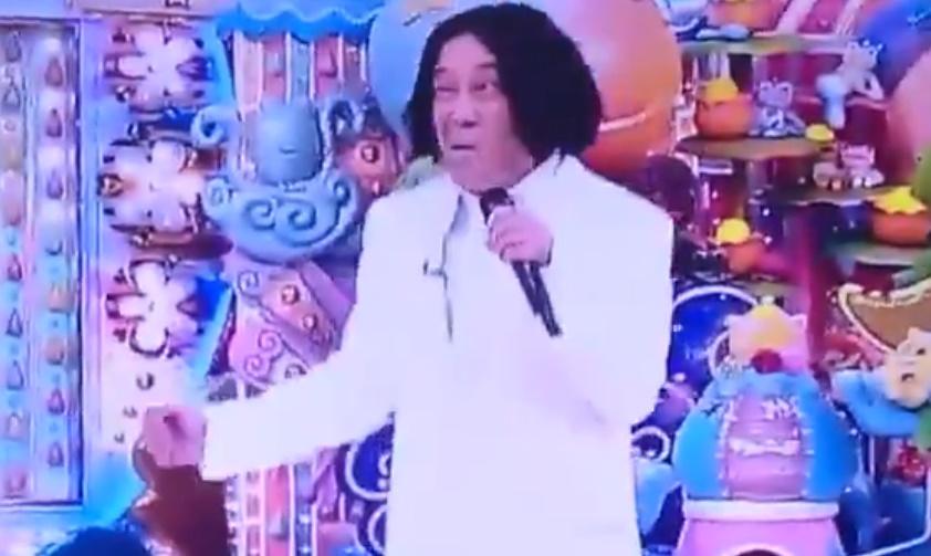 永野・FUJIWARA藤本 パクりたい-1グランプリ コント「喉にモチが詰まった新沼謙治」