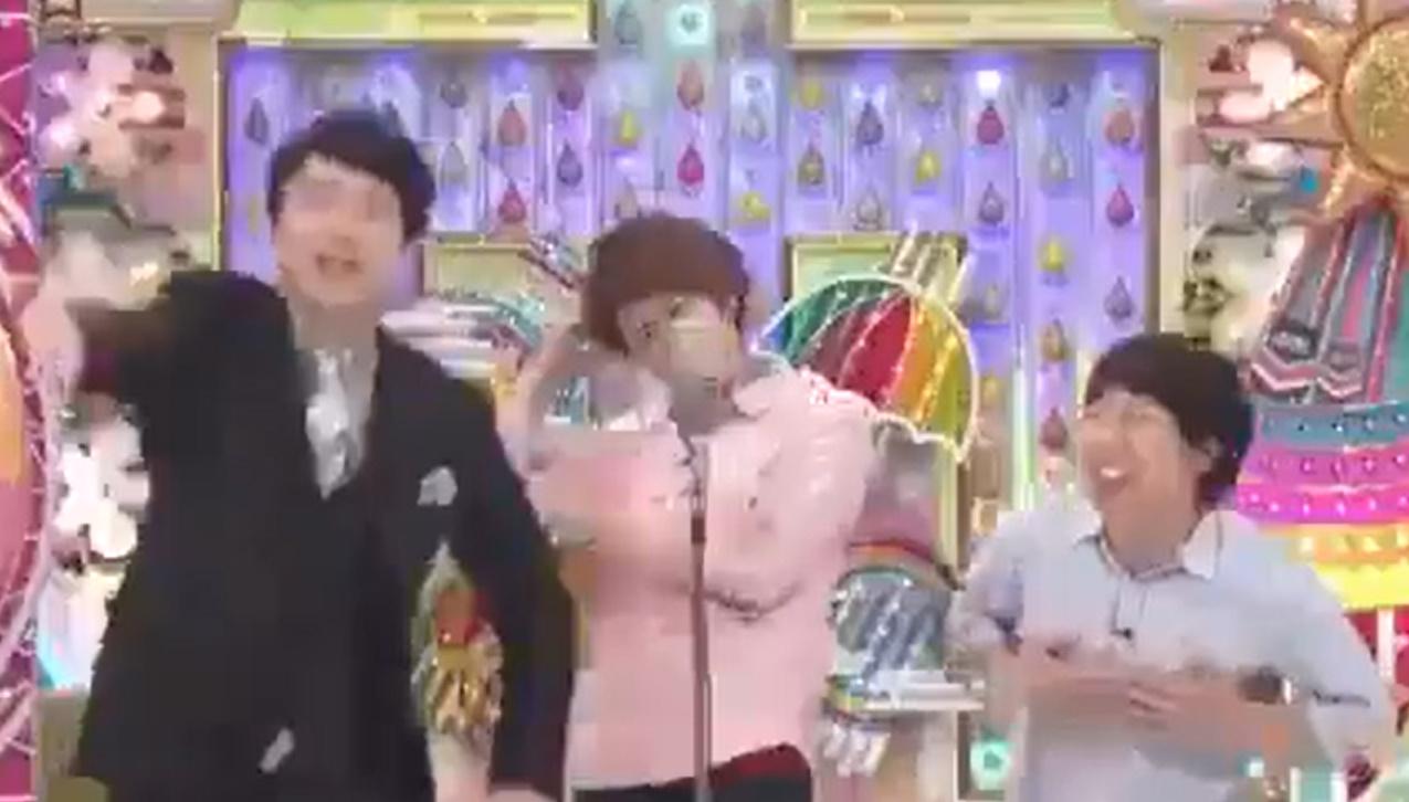 麒麟川島 パクりたい-1グランプリ フースーヤと「ヨイショ!!」