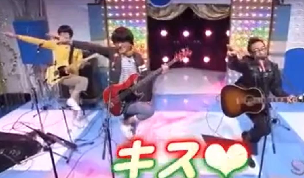 東京03角田 ゴッドタン マジ歌選手権「しょんべんキスミー」