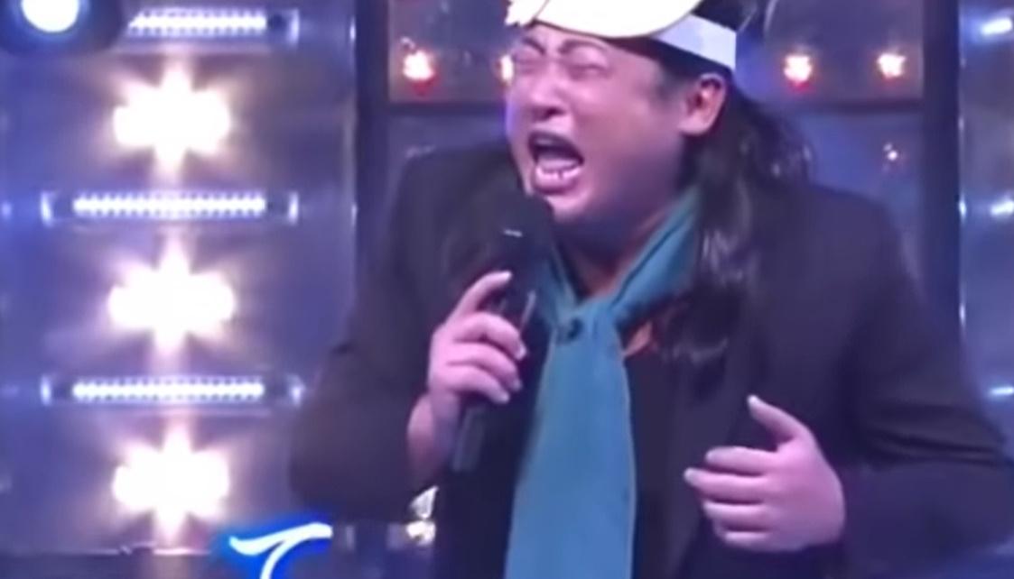 ロバート秋山 ゴッドタン マジ歌選手権「UTSUBO」
