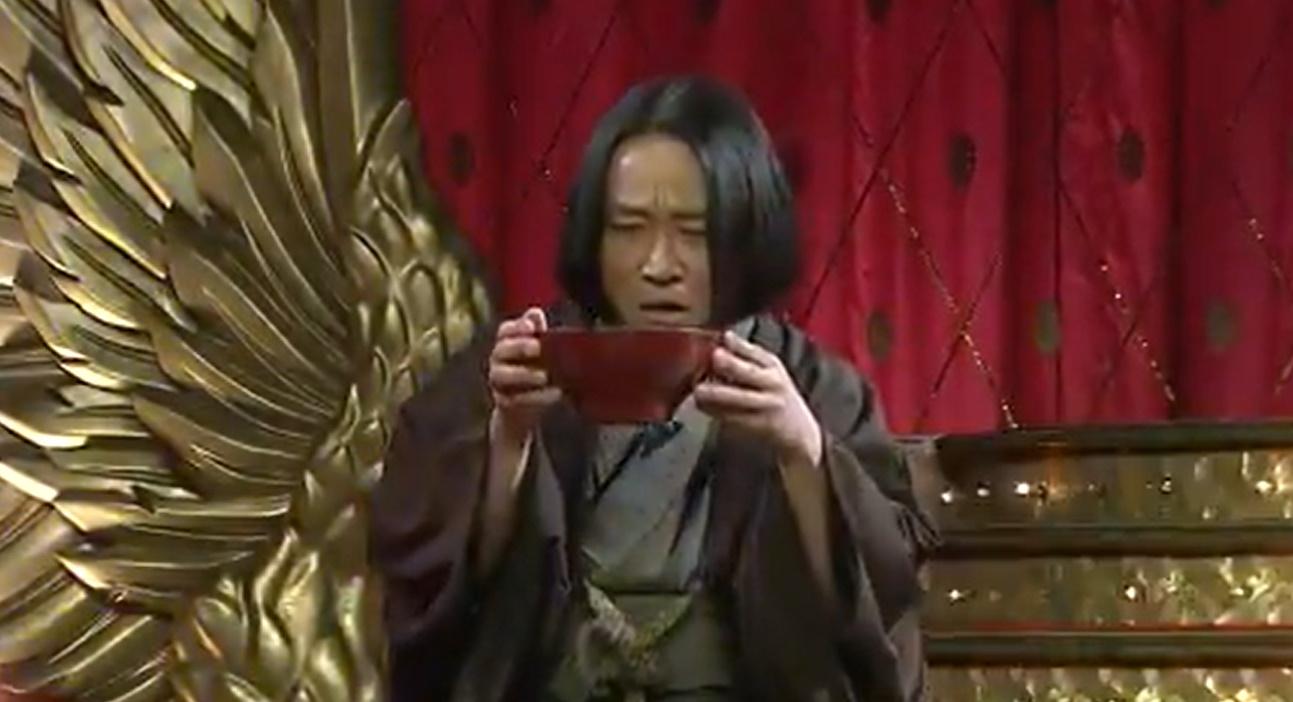 永野 ネタパレ コント「お味噌汁の達人」