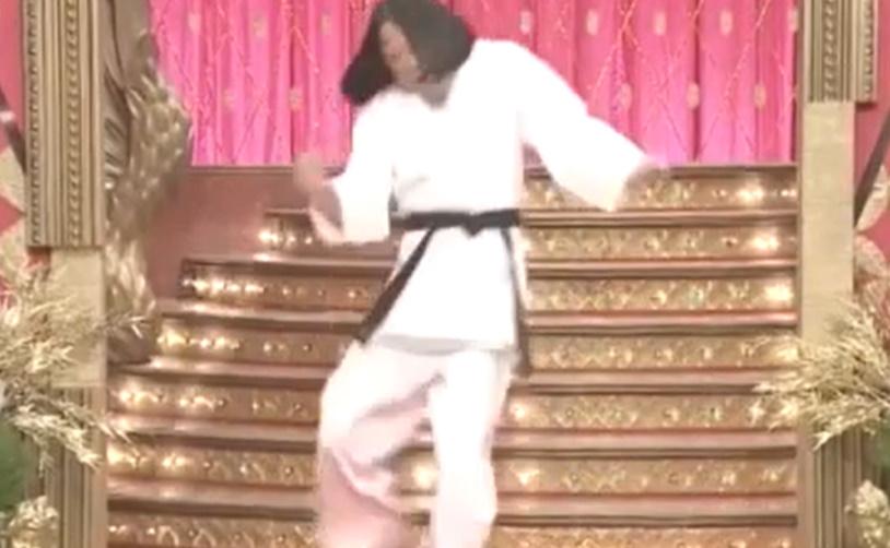 永野 ネタパレ コント「フローラルの香りがする空手少女」
