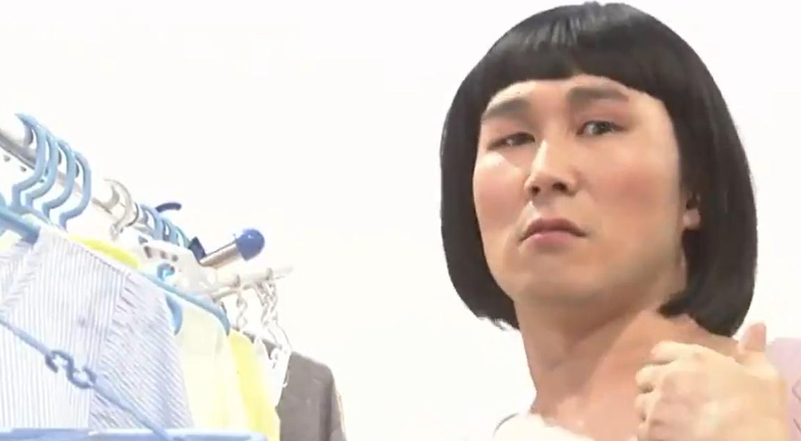 シソンヌじろう LIFE! コント「許す女 野間京子~SNS炎上に物申す~」