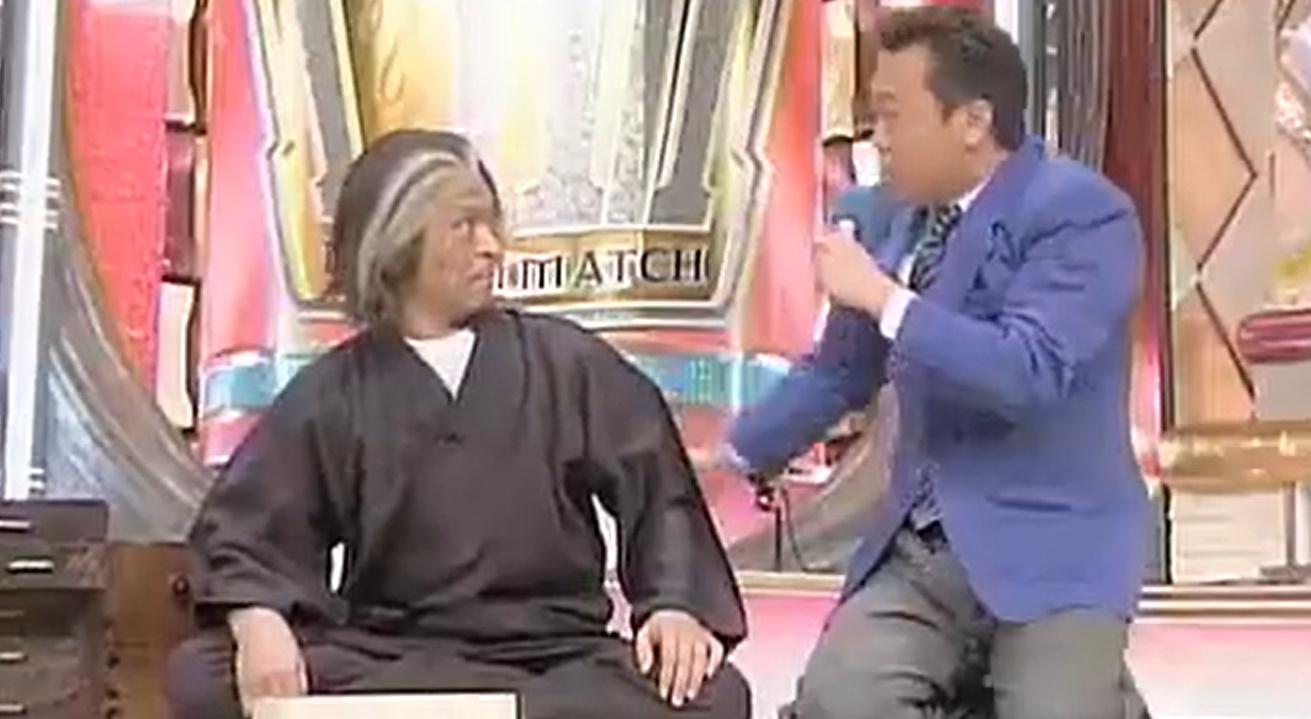 ダウンタウン松本×さまぁ~ず三村 ドリームマッチ コント「伝統のこけし作りの技」