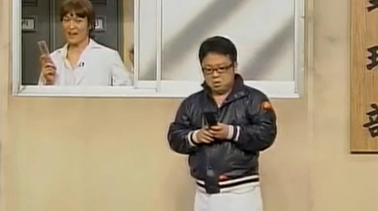 千原ジュニア×キャイ~ン天野 ドリームマッチ コント「野球部と早乙女先生」