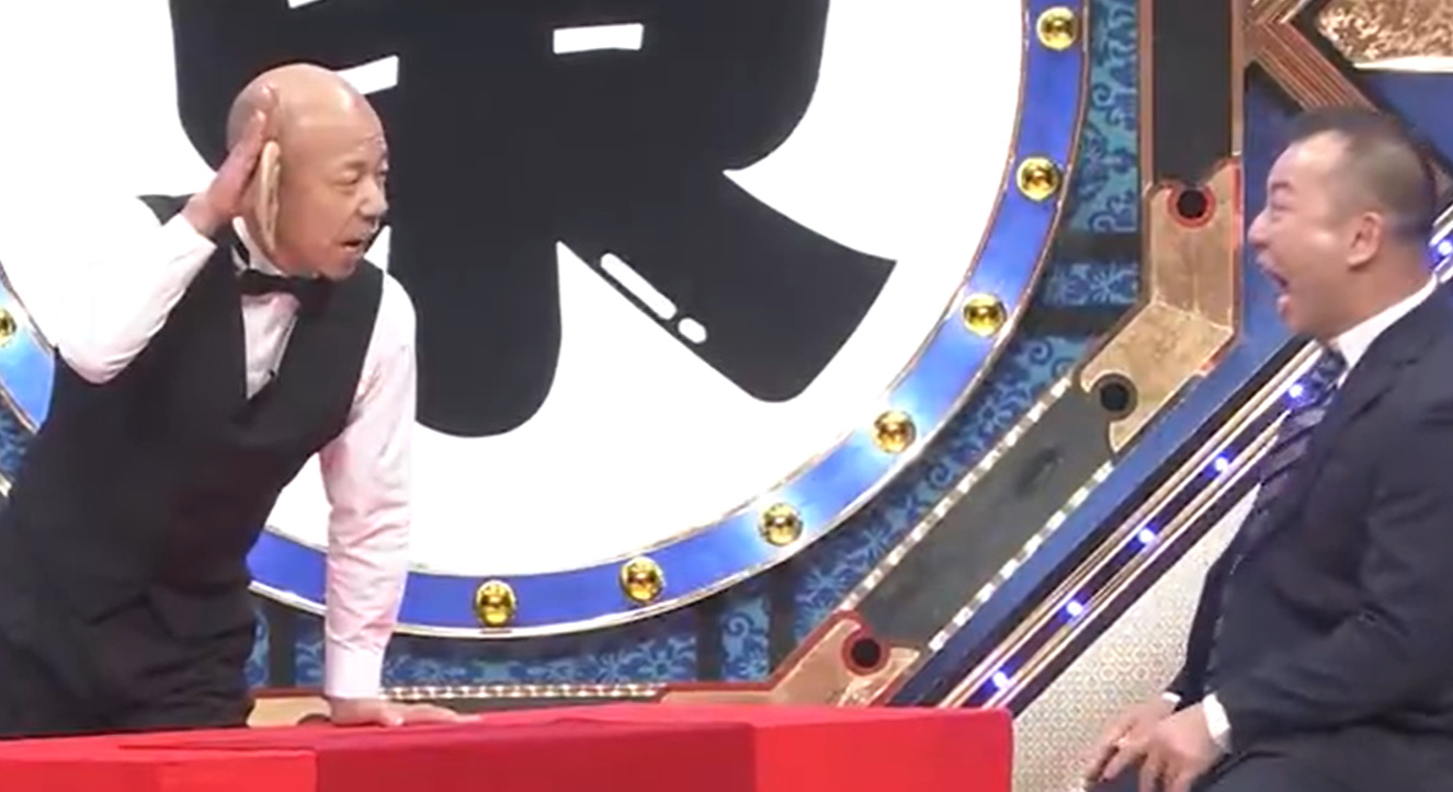 バイきんぐ ドリーム東西ネタ合戦 コント「マジックバー」