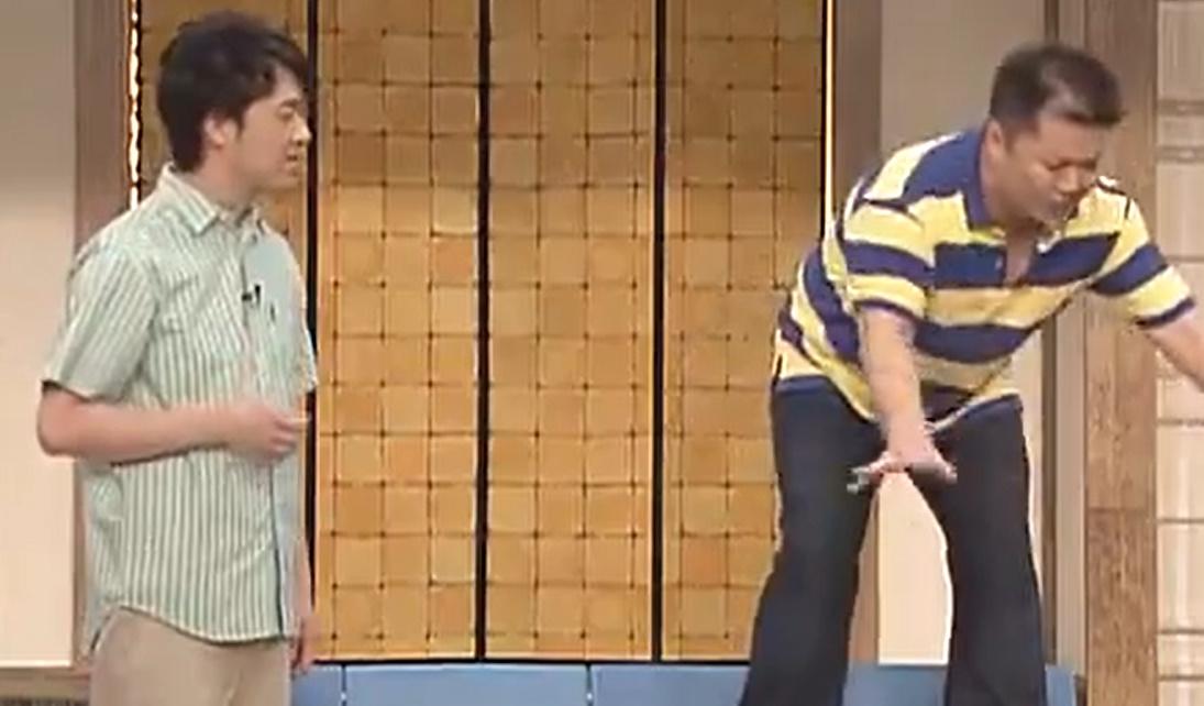 バナナマン設楽×ブラックマヨネーズ小杉 ドリームマッチ コント「アントニオ猪木」