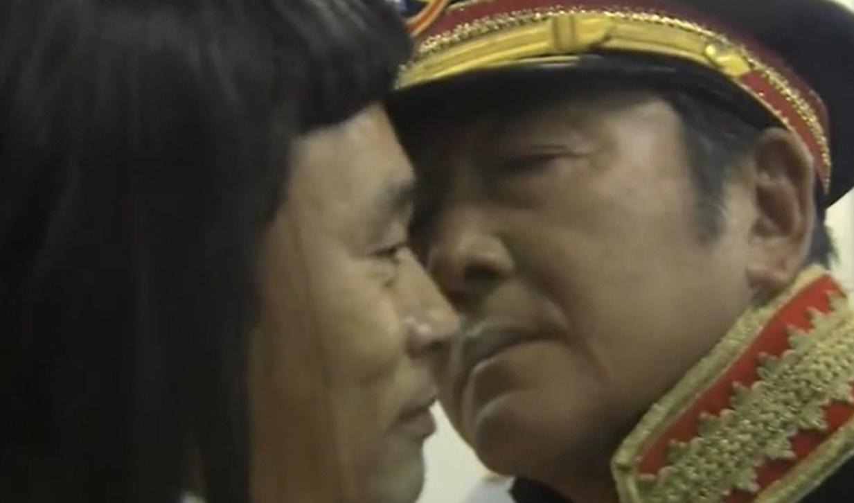 ガキの使いやあらへんで! 笑ってはいけない地球防衛軍 長官 松方弘樹