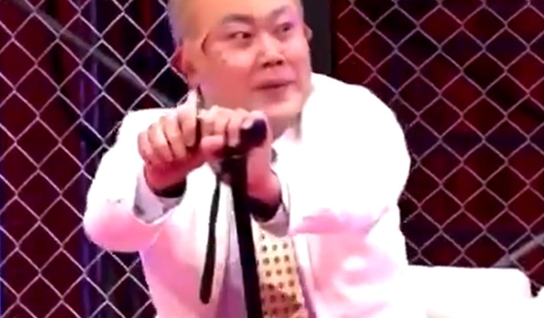 ハナコ クセがスゴいネタGP コント「新人さんいらっしゃい!」