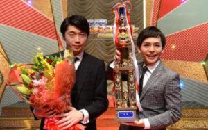さや香 第49回NHK上方漫才コンテスト 漫才「究極の選択」