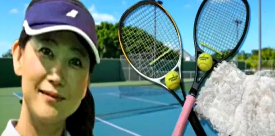 友近 有吉の壁 KabeEats選手権「Let's play tennis」