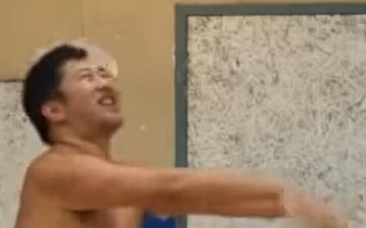 とにかく明るい安村 有吉の壁 ブレイクしそうなキャラ芸人選手権「安村昇剛(東京って凄い)」