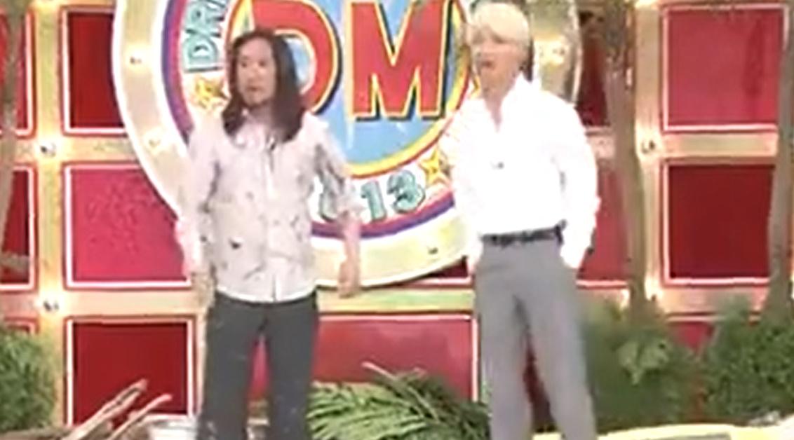 笑い飯西田×ジャルジャル福徳 ドリームマッチ「無人島」