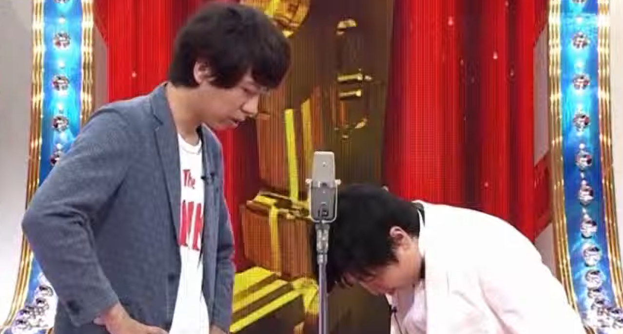 ニッポンの社長 第9回ytv漫才新人賞決定戦(2020) 「結婚の挨拶」