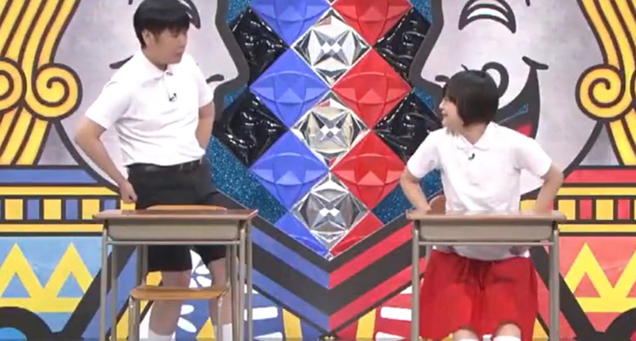 蛙亭 クセがスゴいネタGP コント「スポブラ(秘密)」