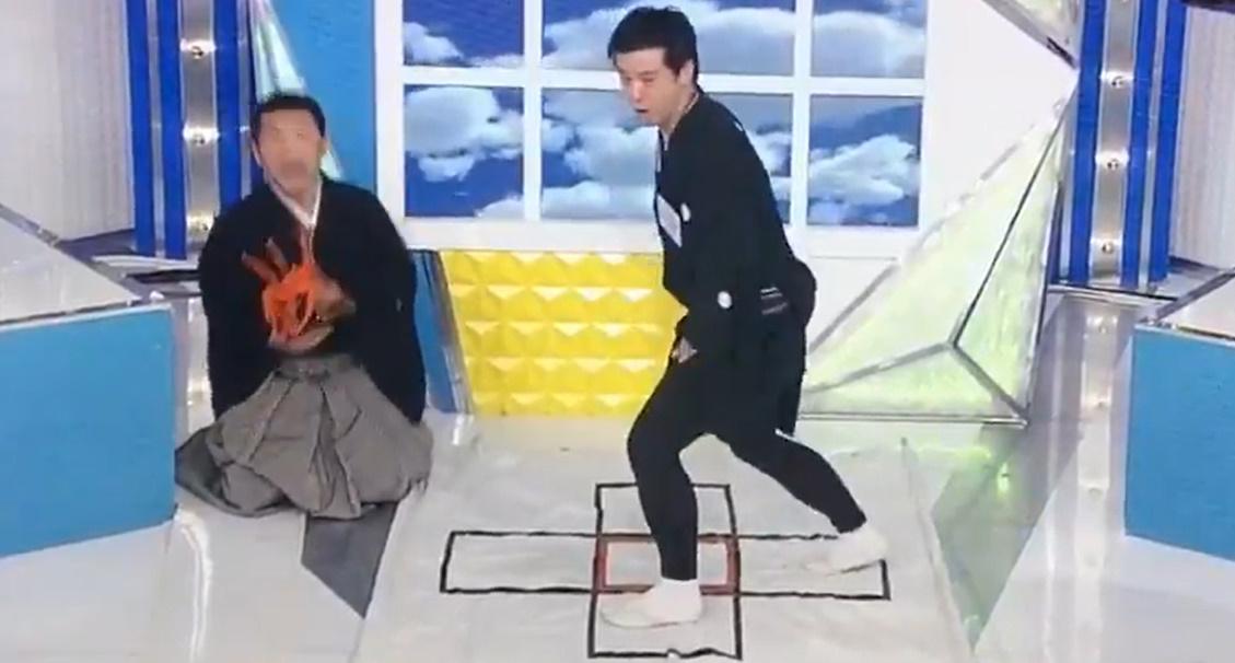 すゑひろがりず ネタパレ コント「ダンス ダンス レボリューション」