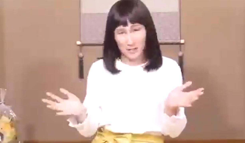 シソンヌ コント「CHINMARI~Let's キラメキお片付け~」