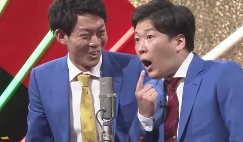 ネイビーズアフロ 第50回NHK上方漫才コンテスト 漫才「恋」