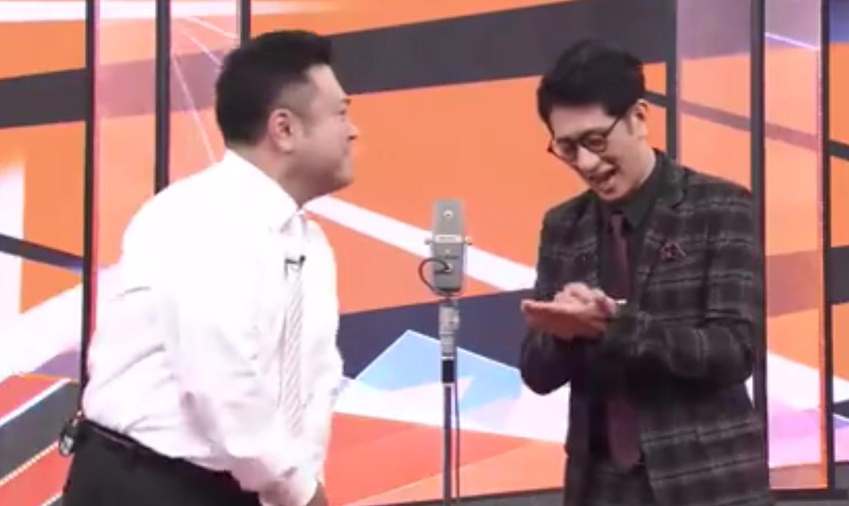 アンタッチャブル お笑い二刀流 MUSASHI 漫才「目撃者」