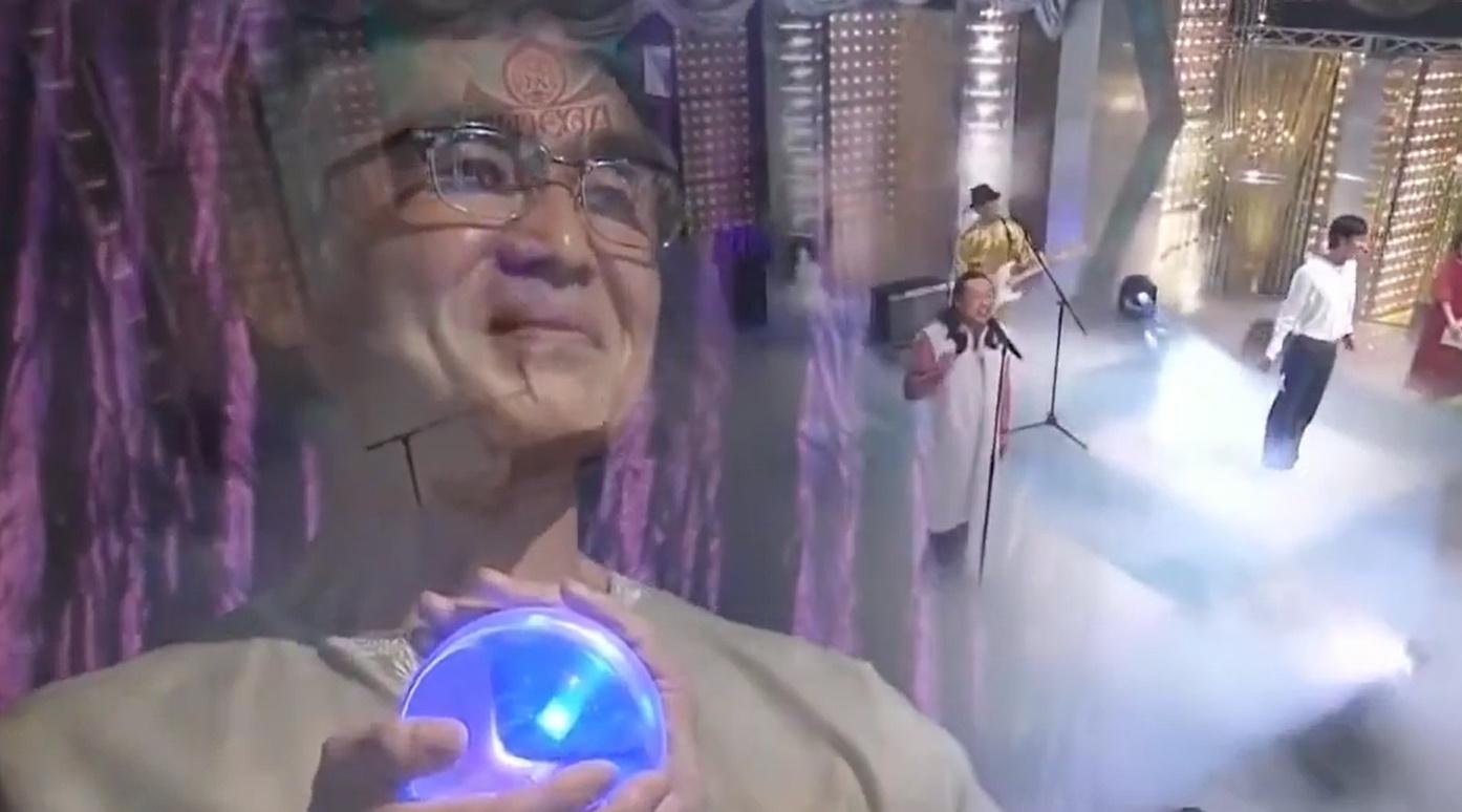 ロバート秋山 ゴッドタン マジ歌選手権「Hey Teacher」