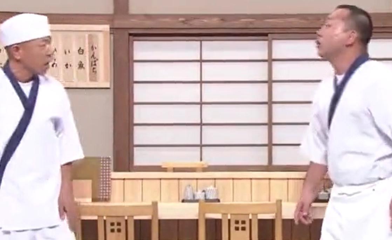 バイきんぐ ザ・ベストワン コント「寿司屋」